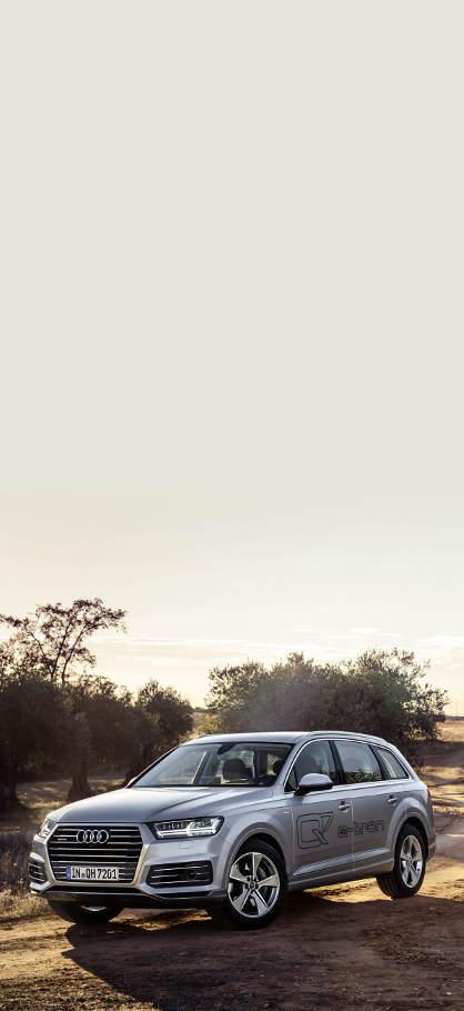 Проблемы Audi Q7 автоподбор в Москве