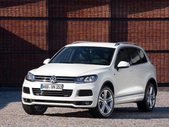 Подбор авто Volkswagen Touareg дизель проблемы